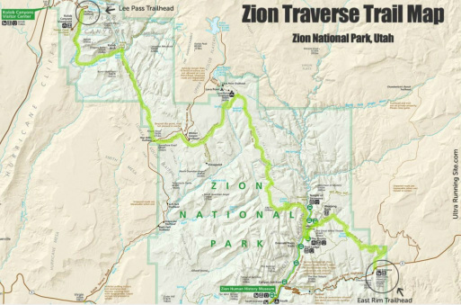 Camping Info: Trails and Maps - Zion National Park on national hiking trails map, angels landing trail map, cuyahoga valley national park trail map, draper trail map, zion east rim trail map, colorado national monument trail map, yellowstone national park map, chickasaw national recreation area trail map, black mountains trail map, white river national forest trail map, big cypress national preserve trail map, petrified forest trail map, kaibab national forest trail map, mt. zion utah map, capitol reef trail map, glacier national park on us map, cuyamaca rancho state park trail map, beacon rock state park trail map, san isabel national forest trail map, fishlake national forest trail map,